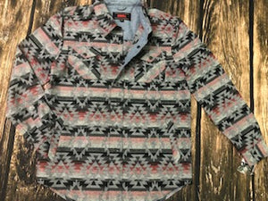 Men's Sunset Heavy Weight Button Down