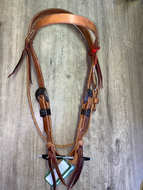 Berlin Cowboy Culture Browband Headstall