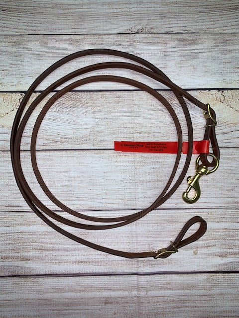 Cowperson Tack Roping Reins - 1/2