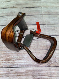 "Nettles Stirrups ""The Barrel Racer"" - Petite 2"""