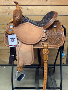 "Martin Stingray 14.5"" Barrel Saddle #02469"