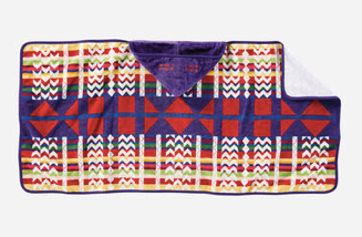 Pendleton Morning Cradleboard Hooded Baby Towel