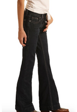 Load image into Gallery viewer, Girl's Darkwash Trouser '44