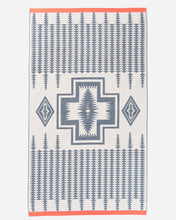 Load image into Gallery viewer, Pendleton Harding Slate Spa Towel