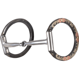 Classic Equine Tool Box Bit Collection - D Ring Snaffle
