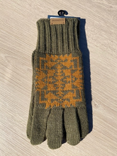 Load image into Gallery viewer, Pendleton Knit Gloves