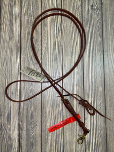 Jerry Beagley Roping Rein - Various Sizes Available