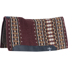 Load image into Gallery viewer, Classic Equine Blanket Top Alpaca Felt Saddle Pad