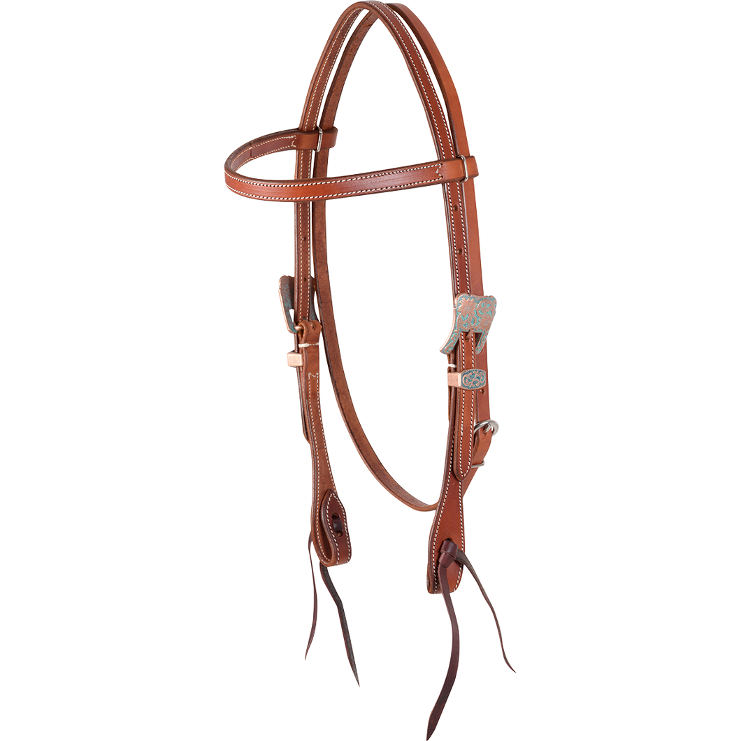 Martin Chestnut Copper Patina Headstall