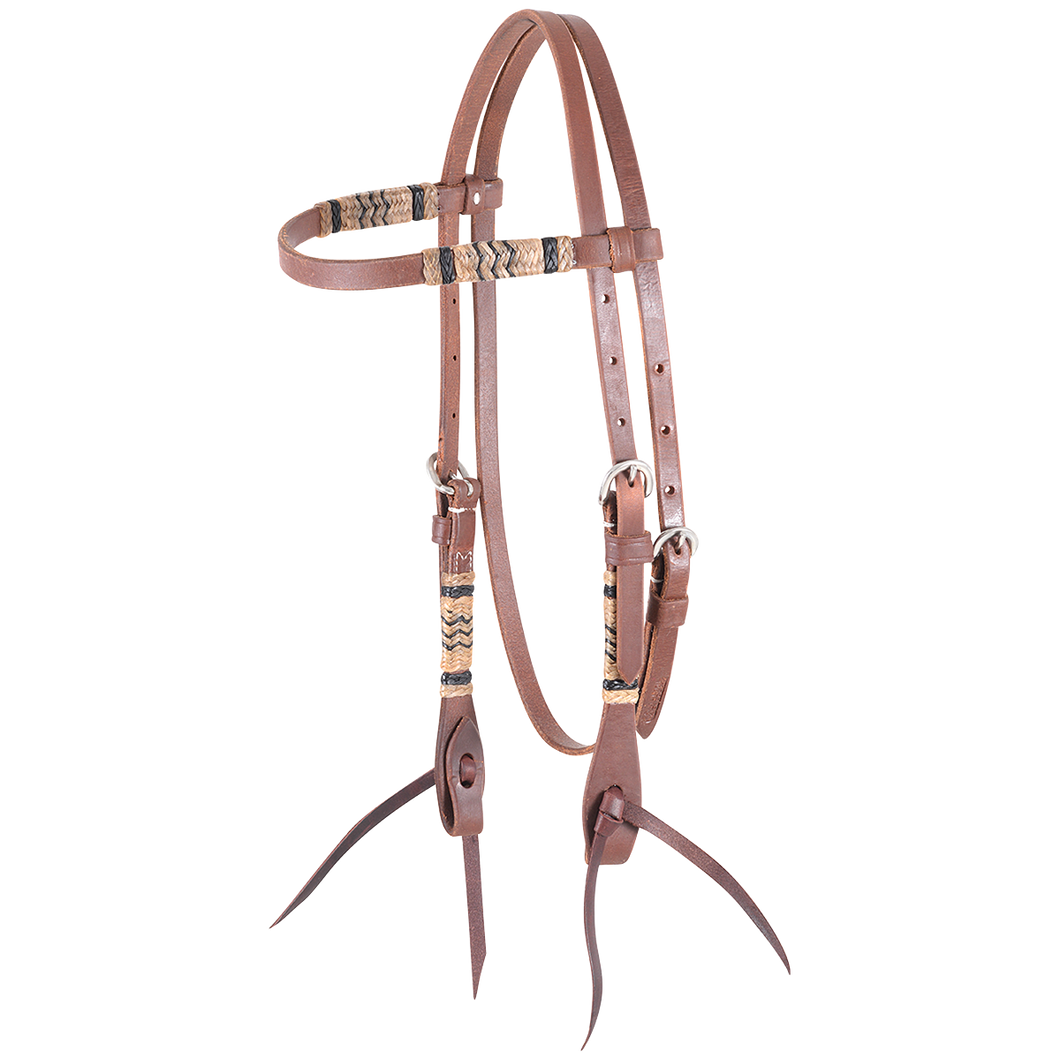 Martin Rawhide Braided Headstall