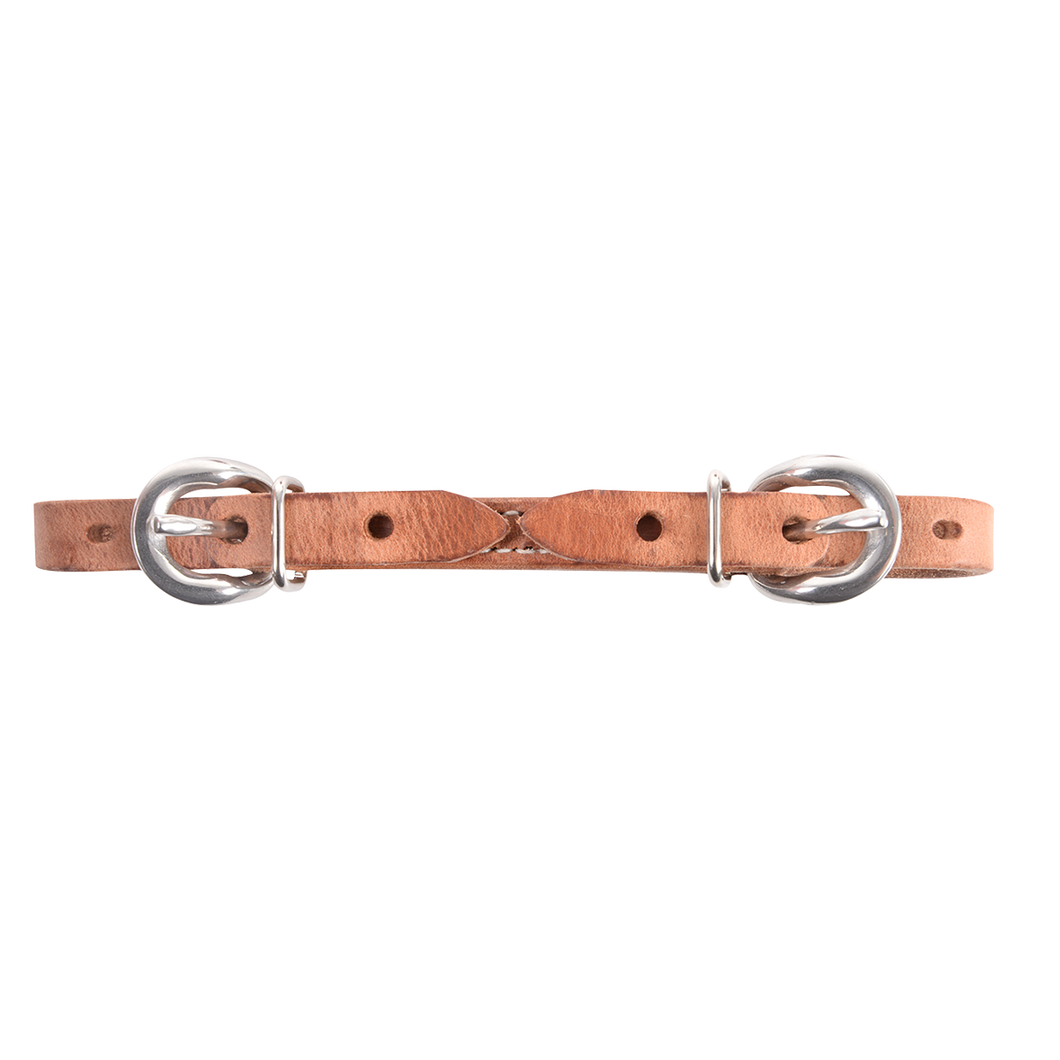 Martin Snaffle Leather Curb Strap