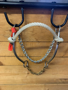 Ed & Martha Wright JD/Rope Nose Hackamore