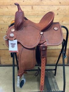 "Martin Stingray 12.5"" Barrel Saddle #02864"