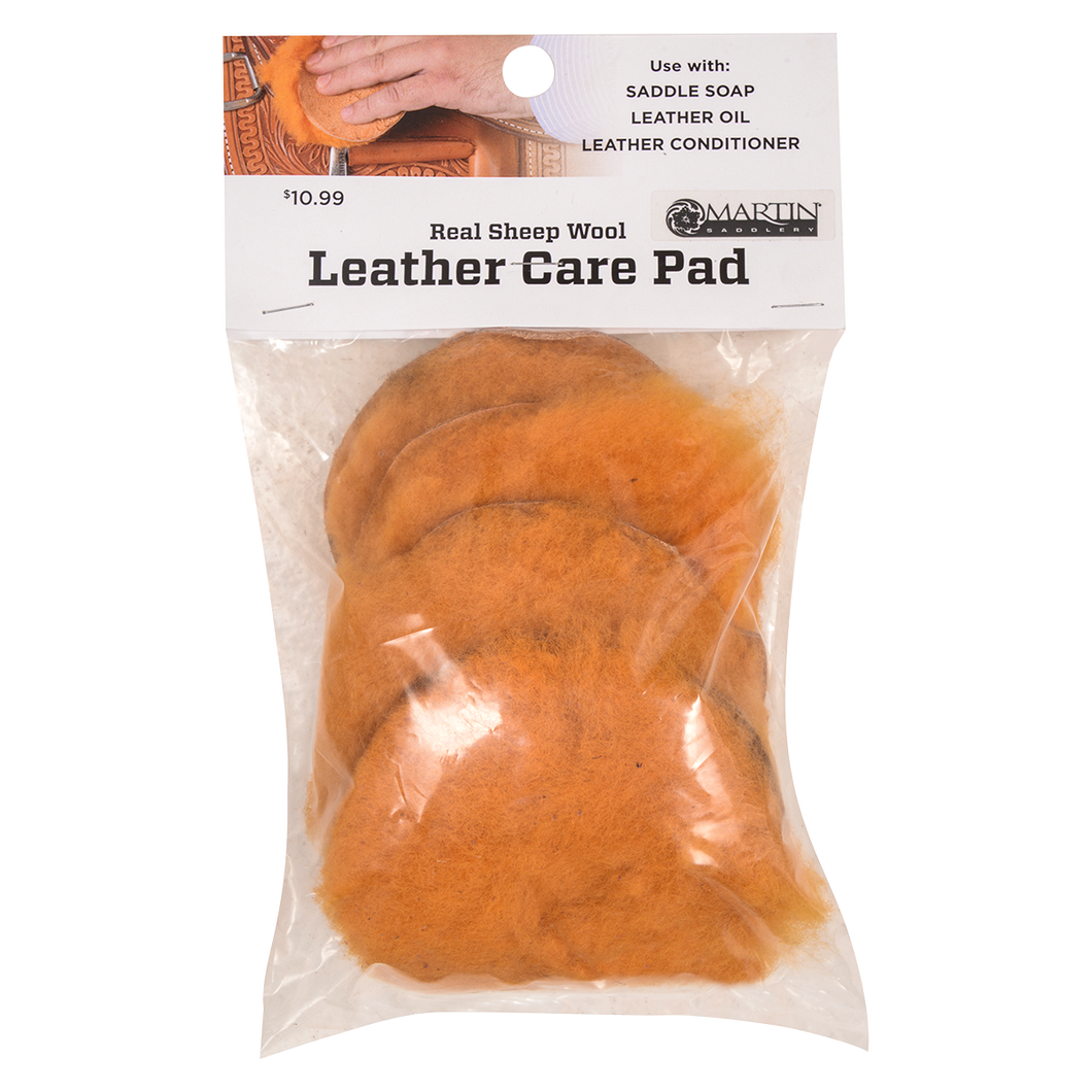 Martin Leather Care Pads