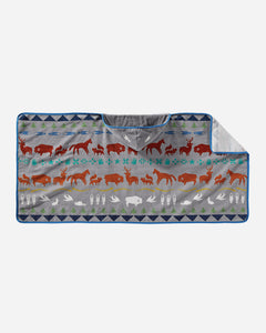 Pendleton Shared Paths Hooded Baby Towel