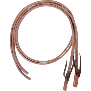 Martin Double Stitched Split Reins - Light 5/8""