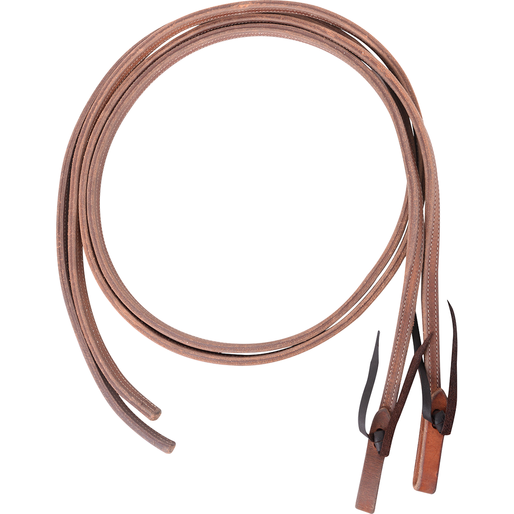 Martin Double Stitched Split Reins - Light 5/8