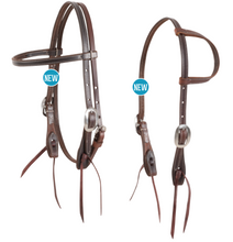 Load image into Gallery viewer, Martin Stitched Gag Headstall