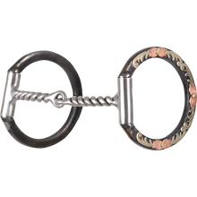 Load image into Gallery viewer, Classic Equine Tool Box Bit Collection - D Ring Snaffle