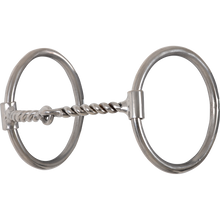 Load image into Gallery viewer, Classic Equine Tool Box Bit Collection - O Ring Snaffle