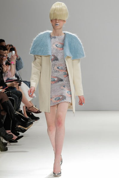 Rtister favourite Basharatyan V's AW14 takes inspiration from the Icelandic landscape of geysers and climate