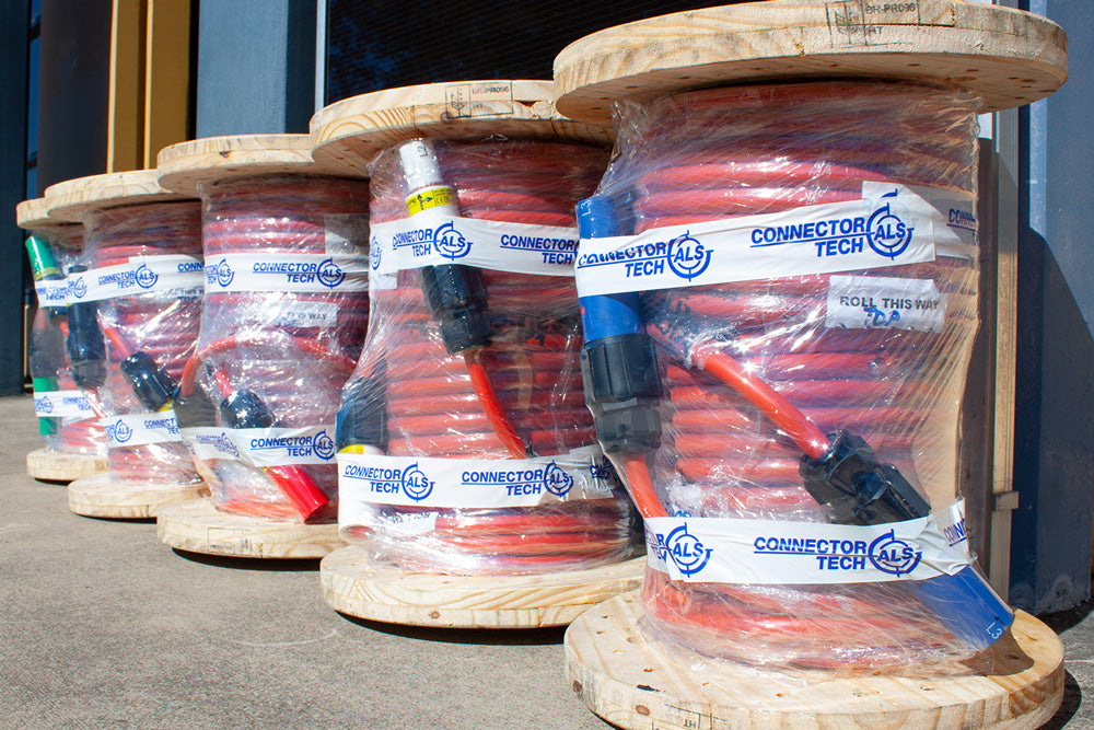 Phase 3 Powersafe Generator Cables