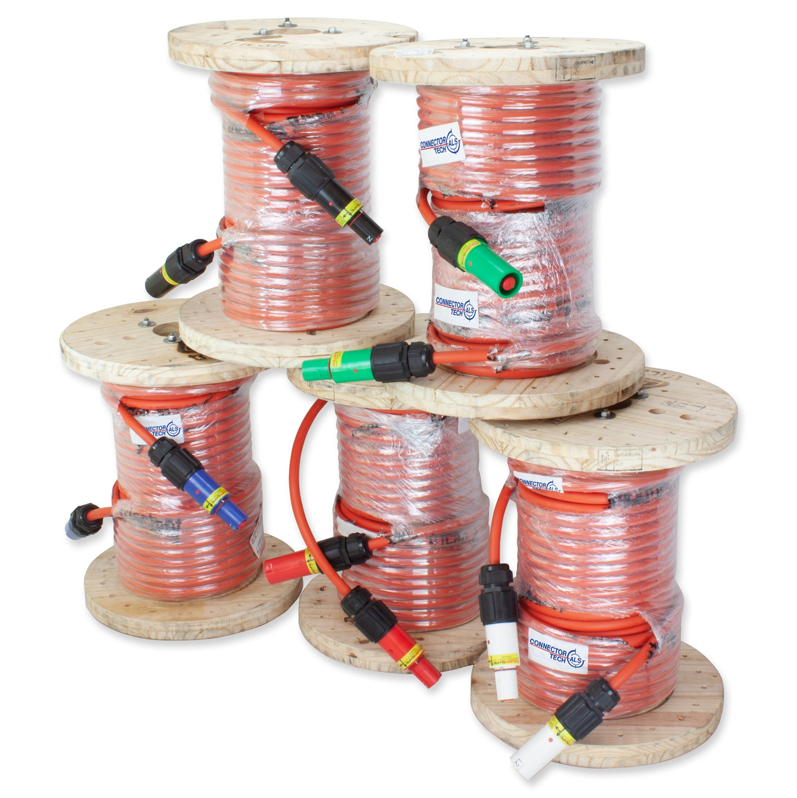 Phase 3 Powersafe Powerlock Cables