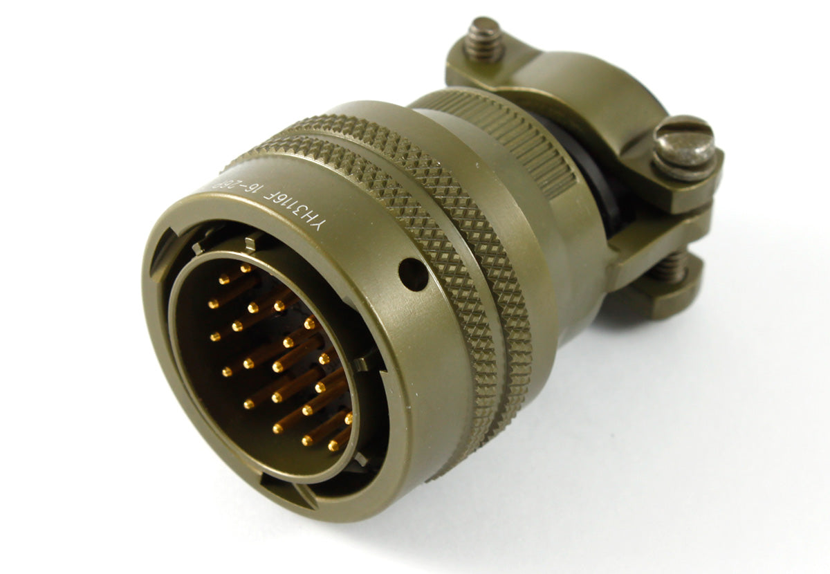 MIL-DTL-26482 Connector