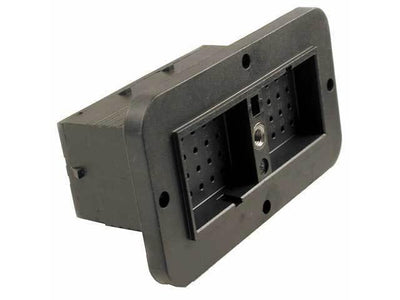 Deutsch DRC Panel Receptacle 40 Way Pin-Contacts BLK IP68 13A B-Key