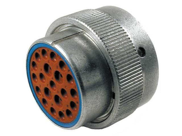 Deutsch HD30 CBL Plug 21 Way Socket-Contacts Metal IP67 25, 13A ET-Seals