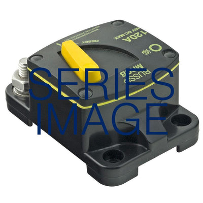 Bussmann 187 Surface Mount MRCB Marine Circuit Breaker 12-48V IP66 80A
