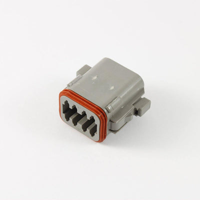 Deutsch DT CBL Plug 8 Way Socket-Contacts GRY IP68 13A