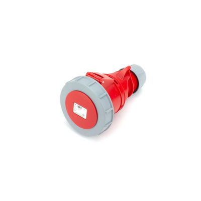 PCE CEE CBL Socket Outlet 5 way Socket-Contacts RED IP67 32A 400V