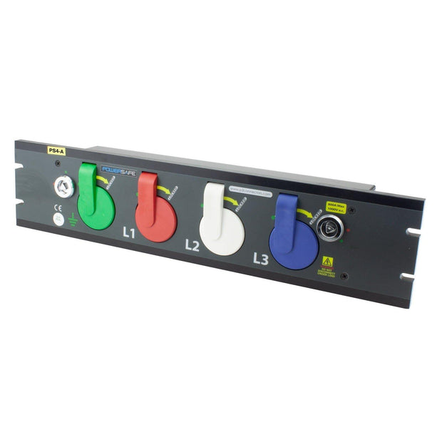 Phase 3 Powersafe Box Source 800A 4 Port 108mm