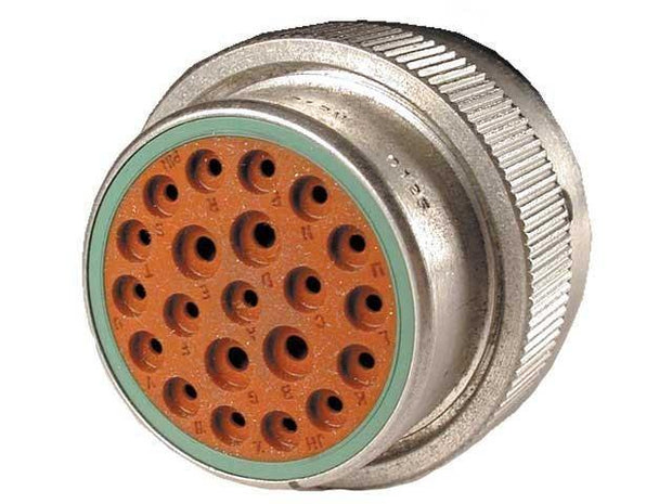 Deutsch HD30 CBL Plug 21 Way Pin-Contacts Metal IP67 25, 13A