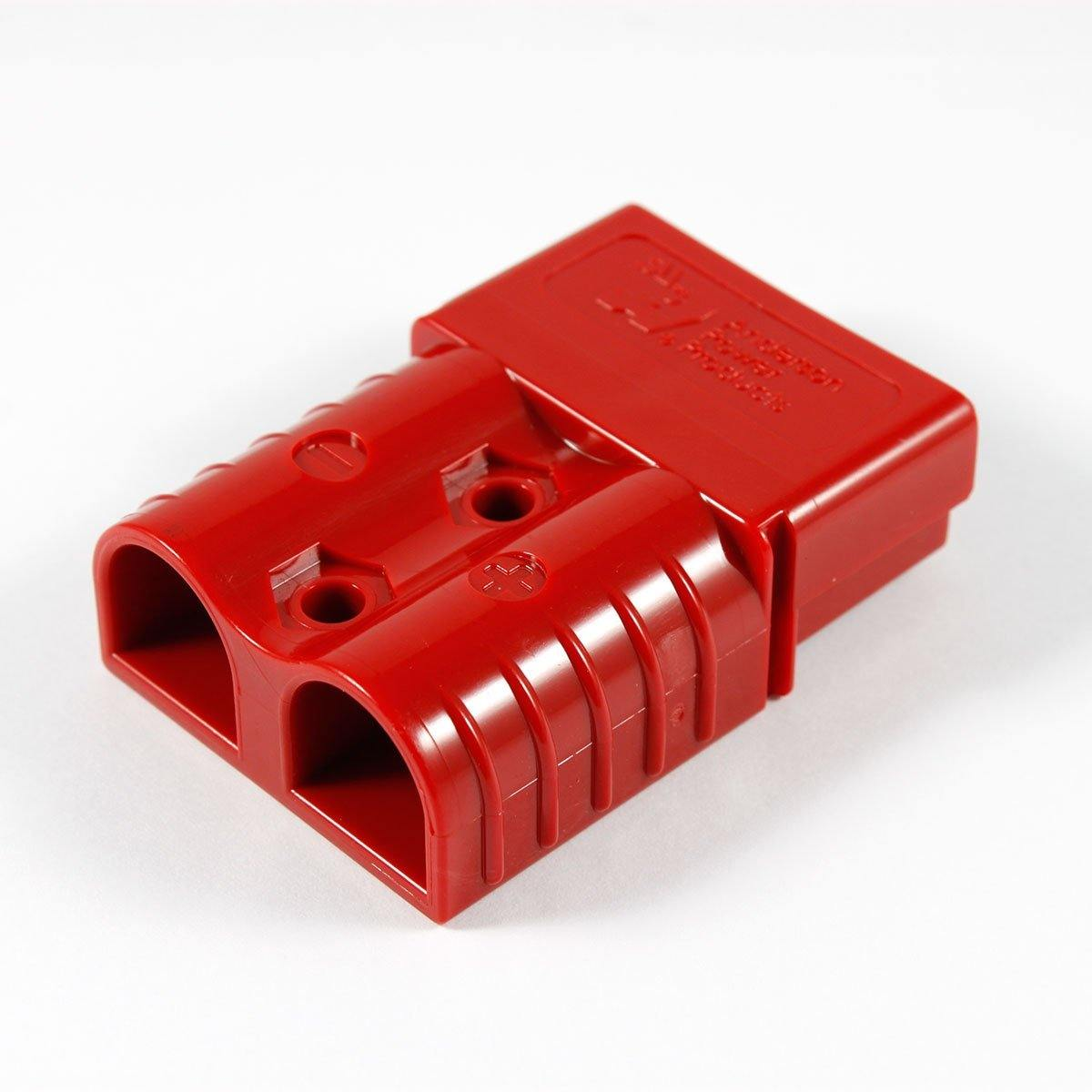 Anderson SB120 120A Housing 2 Way RED