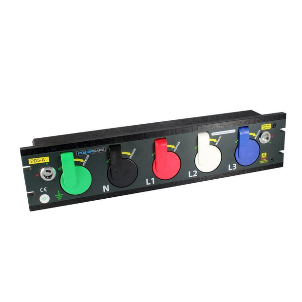 Phase 3 Powersafe Box Drain 800A 5 Port 108mm