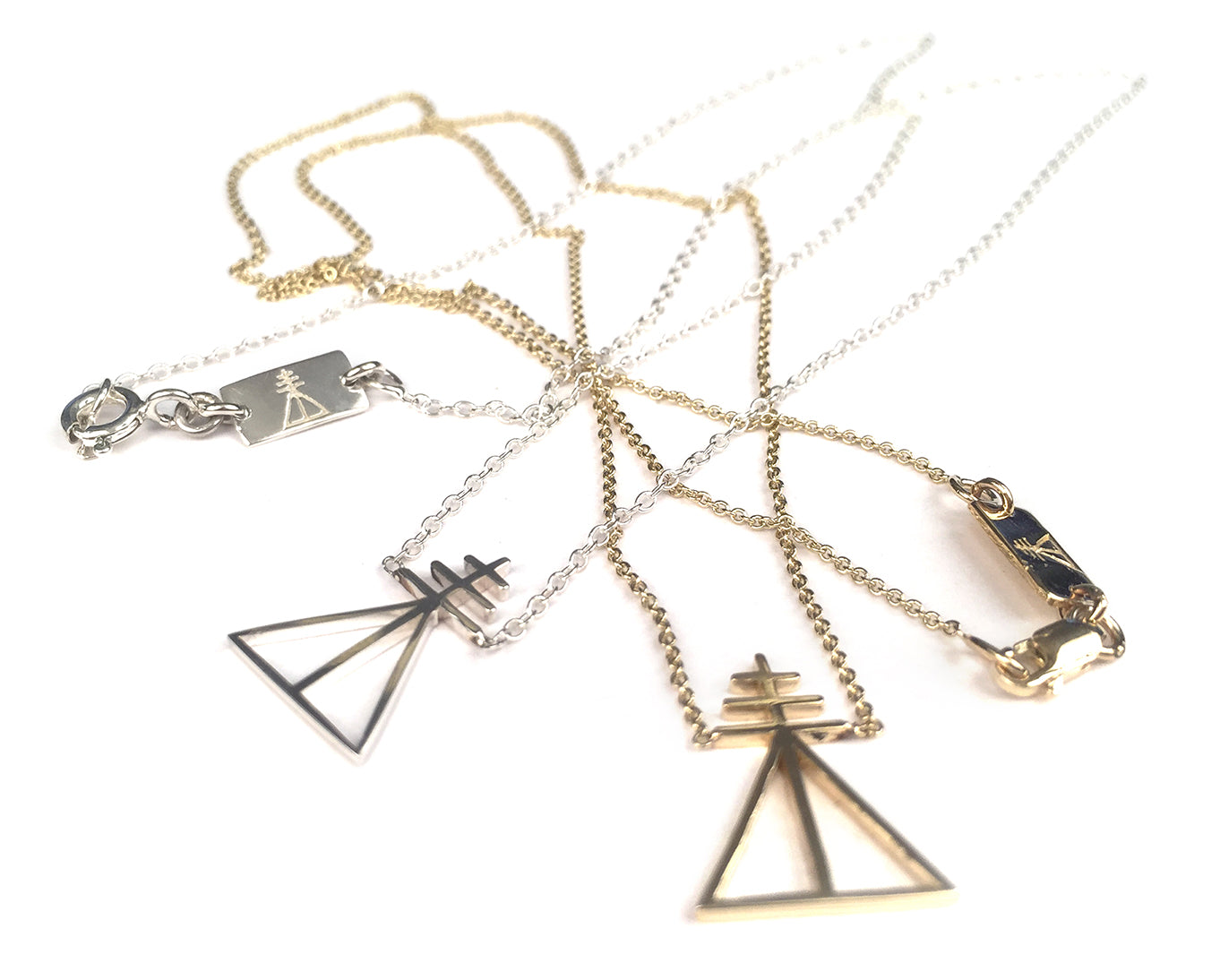 MLH Icon necklace
