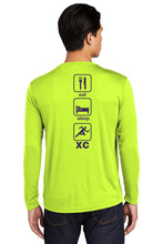 Load image into Gallery viewer, Performance Long Sleeve T-Shirt (Adult)