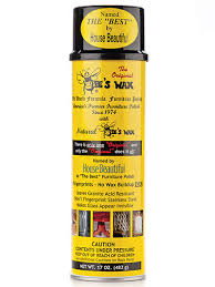 The Original Bee's Wax Old World Formula Spray Furniture Polish- single can/cans
