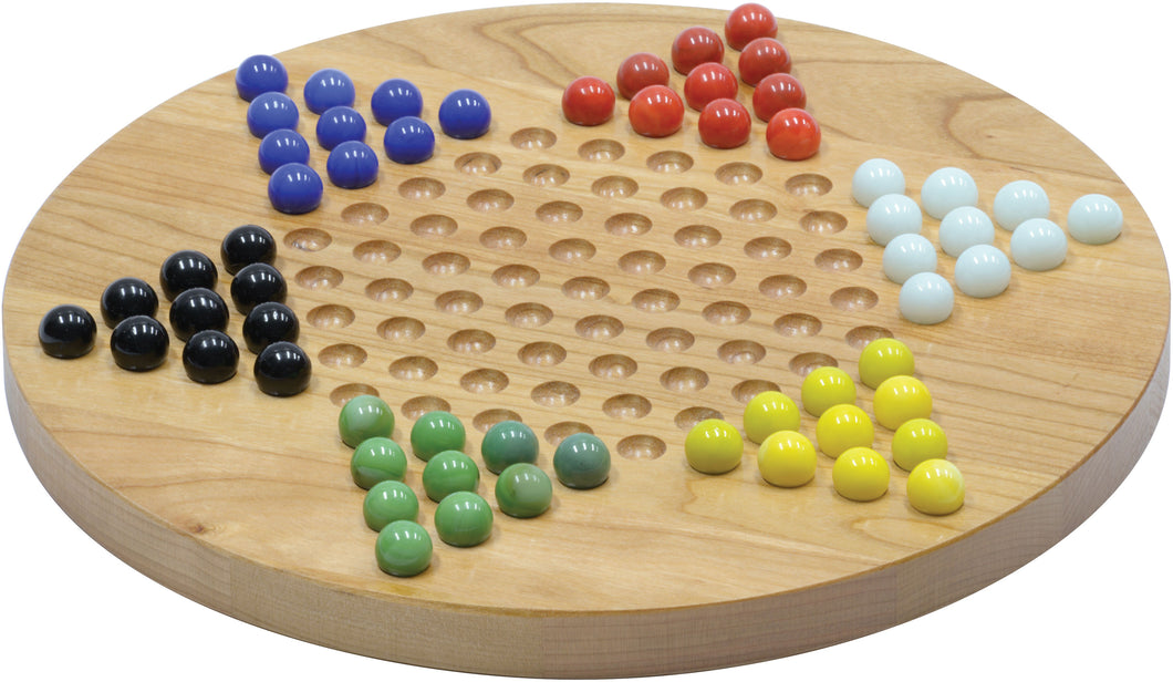 Games - Standard Chinese Checkers