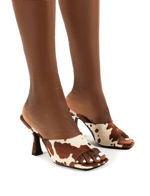 Toto Multi Heeled Mules