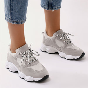 Sick Chunky Trainers Grey