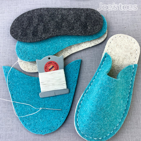 Make Your Own Slipper Kit - The Slipper Box