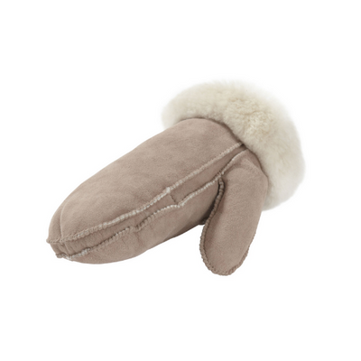 Womens Sheepskin Mittens - The Slipper Box