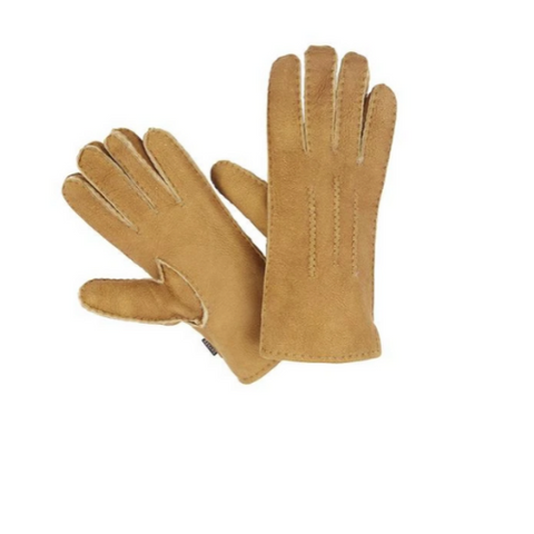 Womens Sheepskin Gloves - The Slipper Box