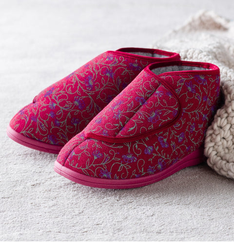 Elise - Cosyfeet - The Slipper Box