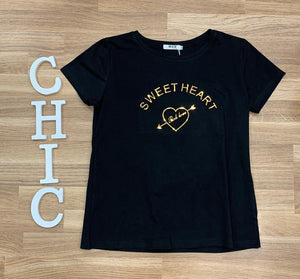 Camiseta Sweet Love