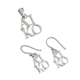 Aiko Aiko Sterling Silver Earrings