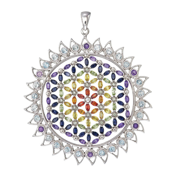 Flower of Life Mandala/Medallion